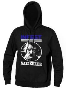 Infest - Nazi Killer Hooded Sweatshirt