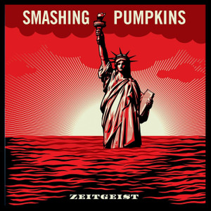 "Smashing Pumpkins - Zeitgeist 4x4"" Color Patch"