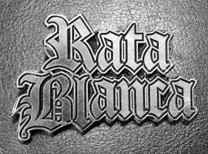 "Rata Blanca - Logo 3"" Metal Badge Pin"