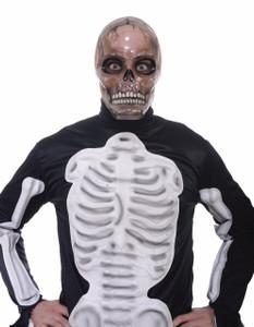 Transparent Skull Mask