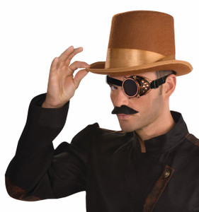 Steampunk Monogoggle