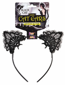 Black Cat Ears