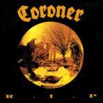 "Coroner - RIP 4x4"" Color Patch"