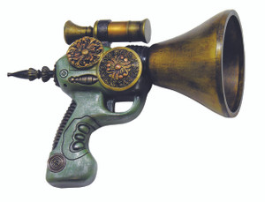 Steampunk Funnel Gun