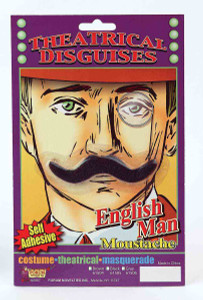 Englishman Moustache