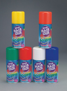 Hair Spray - Red