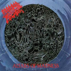 "Morbid Angel - Altars Of Madness 4x4"" Color Patch"