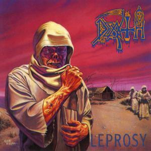 "Death - Leprosy 4x4"" Color Patch"