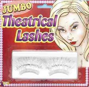 Jumbo Lashes - Silver