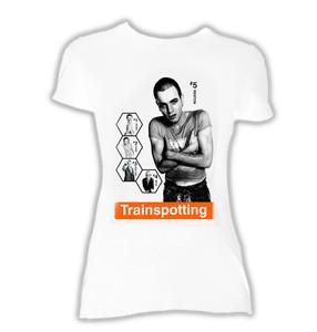 Trainspotting White Blouse T-Shirt