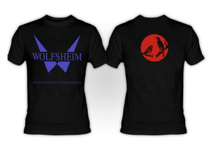 Wolfheim Sparrows and Nightingales T-Shirt