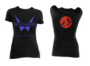 Wolfsheim Sparrows and Nightingales Blouse T-Shirt