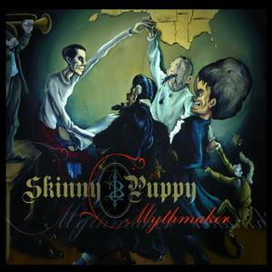 "Skinny Puppy - Mythmaker 4x4"" Color Patch"