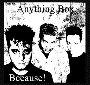 "Anything Box - Because 4x4"" Printed Patch"