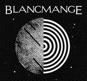 "Blancmange Semi Detached 4x4"" Printed Patch"