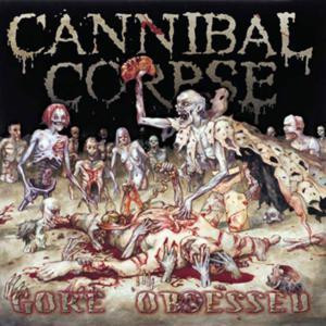 "Cannibal Corpse - Gore Obsessed 4x4"" Color Patch"