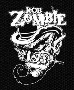 "Rob Zombie - Leprachaun 3x4.5"" Printed Patch"