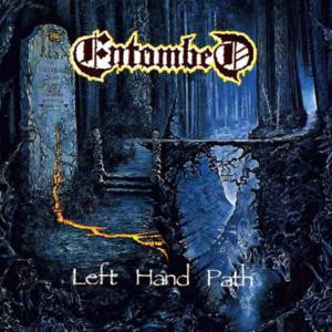 "Entombed - Left Hand Path 4x4"" Color Patch"