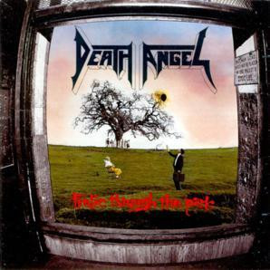 """Death Angel - Frolic Through The Park 4x4"""" Color Patch"""