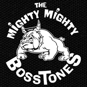 "The Mighty Mighty Bosstones - Bulldog 4x4"" Printed Patch"