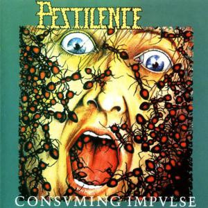"Pestilence - Consuming Impulse 4x4"" Color Patch"