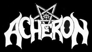 "Acheron - Logo 7x4"" Printed Patch"