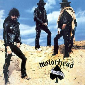 "Motorhead - The Ace Of Spades 4x4"" Color Patch"