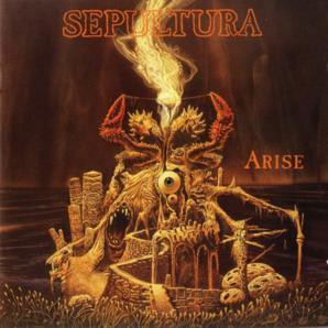 "Sepultura - Arise 4x4"" Color Patch"