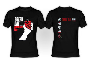 Green Day - American Idiot T-Shirt
