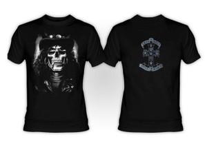 Guns n Roses - Slash Skull T-Shirt