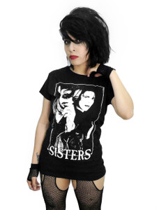 Sisters of Mercy - Andy & Patricia Blouse T-Shirt