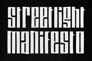 "Streetlight Manifesto Logo 6x4"" Printed Patch"