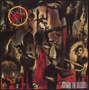"""Slayer - Reign In Blood 4x4"""" Color Patch"""