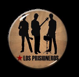 """Los Prisioneros Band 1"""" Pin"""