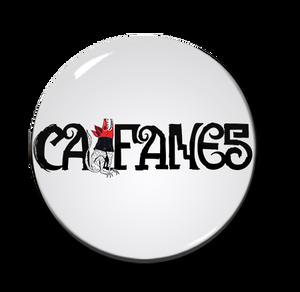 "Caifanes Logo 1"" Pin"