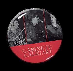 "Gabinete Caligari Band 1"" Pin"