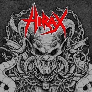 """Hirax - Black Demon 4x4"""" Color Patch"""