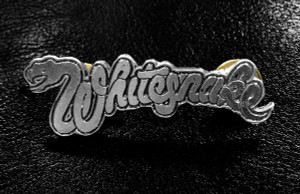 "Whitesnake Logo 2"" Metal Badge"