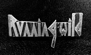 "Running Wild 2"" Metal Badge"