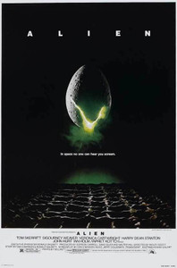 """Alien Movie Cover 24"""" x 36"""" Poster"""