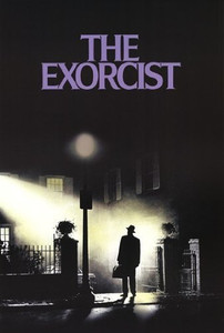 """The Exorcist Movie Cover 24"""" x 36"""" Poster"""