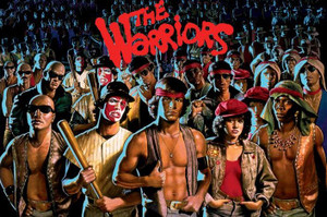 "Warriors - Mob Scene 36x24"" Poster"