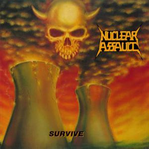 "Nuclear Assault - Survive 4x4"" Color Patch"