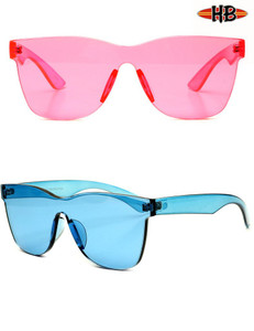 Retro Plastic 80s Sunglasses