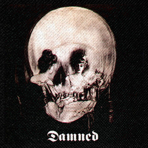 "The Damned - Stretcher Case Baby 4x4"" Color Patch"