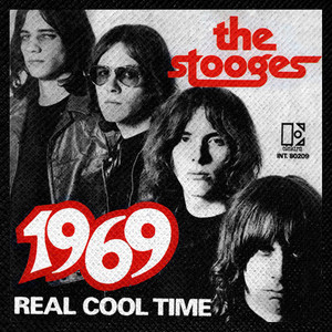"The Stooges - 1969 Real Cool Time 4x4"" Color Patch"