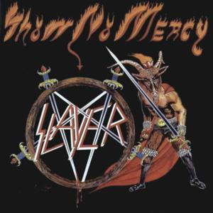 "Slayer - Show No Mercy 4x4"" Color Patch"