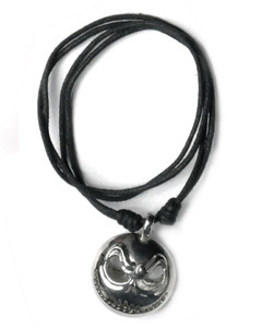 Jack Skellington Head Necklace