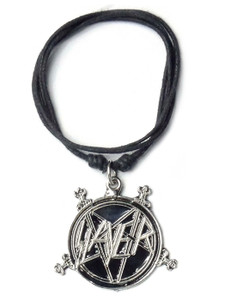 Slayer Pentagram Necklace