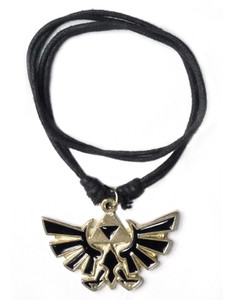 Tri-Force Eagle Necklace